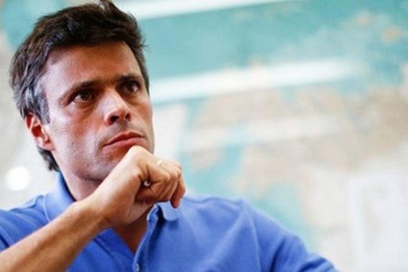 Harvard-educated Leopoldo Lopez belongs to one of Venezuela's wealthiest families